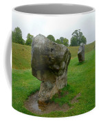 Stone At Avebury Coffee Mug