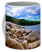 Stone Beach Coffee Mug