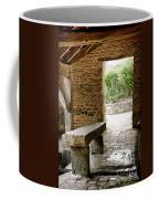 Stone Bench Coffee Mug