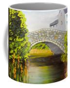 Stone Bridge At Burrowford Uk Coffee Mug