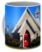 Stone Church Coffee Mug