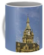 Stone Clock Tower Coffee Mug
