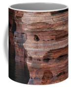 Stone Faced Coffee Mug