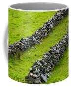 Stone Fences In Ireland Coffee Mug