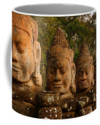Stone Heads Coffee Mug