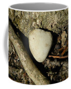 Stone Heart Coffee Mug