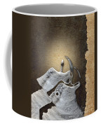 Stone Men 29 - Love Rythm Coffee Mug by Variance Collections