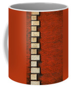 Stone On Brick Coffee Mug