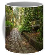 Stone Path Through A Forest Coffee Mug by Jess Kraft