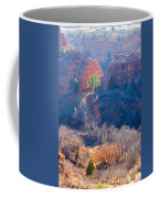 Stone Quarry At Red Rocks Open Space Coffee Mug