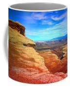 Stone - Sky - Colour Coffee Mug