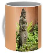 Stone Statue In Bali Indonesia  Coffee Mug