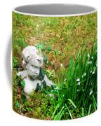 Stone Statue Coffee Mug