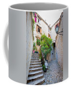 Stone Streets Of Old Trogir Coffee Mug