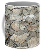 Stone Walkway At Old Fort Niagara Coffee Mug
