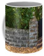 Stone Wall And Gate Coffee Mug
