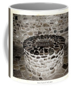 Stone Well At Old Fort Niagara Coffee Mug
