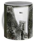 Stonehenge 1914 Coffee Mug by Science Source