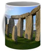 Stonehenge And Shadows Coffee Mug
