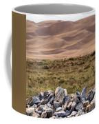 Stones And Sand Coffee Mug