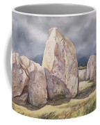 Stones Of Castlerigg Coffee Mug