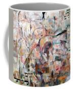 Stones With A Heart   Ears Of The Wall Coffee Mug