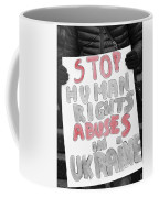 Stop Abuses  Coffee Mug