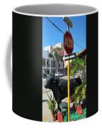 Stop Lots To Look At Coffee Mug