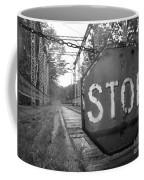 Stop Sign Coffee Mug