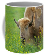 Stopped To Smell The Flowers Coffee Mug