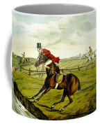 Stopping At Water From Qualified Horses And Unqualified Riders Coffee Mug