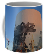 Storage Container Moon Coolidge Arizona 2004 Coffee Mug