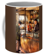 Store - Ah Customers Coffee Mug by Mike Savad