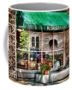 Store - Florist Coffee Mug