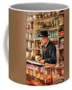 Store - In The General Store Coffee Mug by Mike Savad