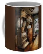 Store - Turn Of The Century Soda Fountain Coffee Mug by Mike Savad