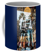 Store Window Display Coffee Mug