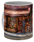 Store - Wine - Ny - Chelsea - Wines And Spirits Est 1934  Coffee Mug by Mike Savad