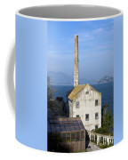 Storehouse Alcatraz Island San Francisco Coffee Mug