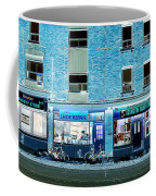 Stores On Ossington In Blue Coffee Mug