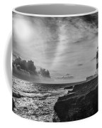 Storm Approaching Hook Head Coffee Mug