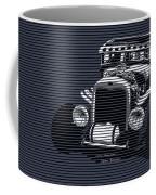 Storm Blue Rat Coffee Mug