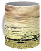 Storm Brewing In Newport Coffee Mug