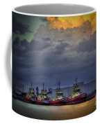 Storm Brewing Coffee Mug by Marvin Spates