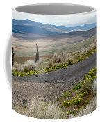 Storm Clouds Gathering Over Washington Hills Coffee Mug