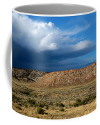 Storm Clouds Over Central Wyoming Coffee Mug