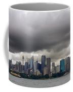 Storm Clouds Over Sydney Coffee Mug