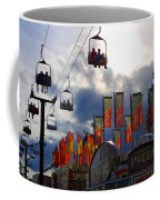 Storm Clouds Coffee Mug by Skip Willits