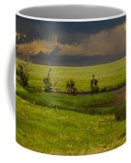 Storm Crossing Prairie 1 Coffee Mug