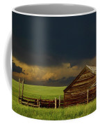 Storm Crossing Prairie 2 Coffee Mug